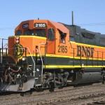 BNSF 2185  Seattle, WA  6-29-09